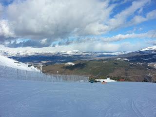 Probando los esquís del 2014: Elan