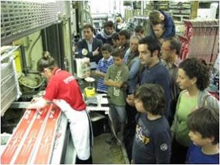 Club Gourmet: Visita a la fábrica Rossignol