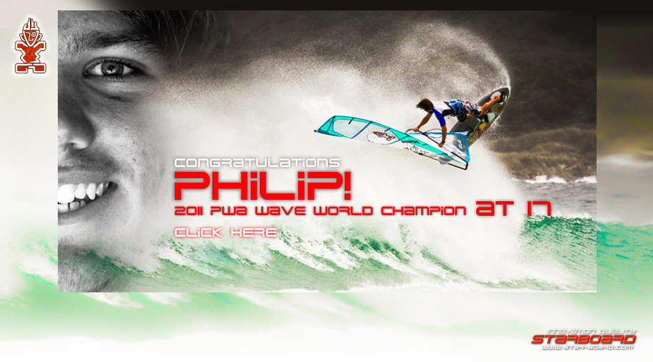 Philip Koster, campeón del mundo