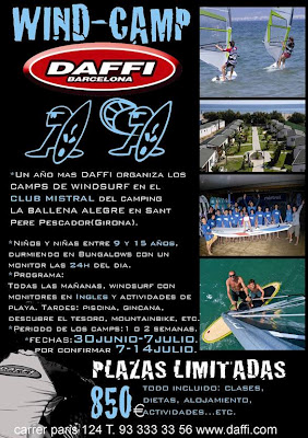¡Vuelven los Daffi Camps!