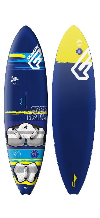 Tabla Fanatic Freewave 106L 2015